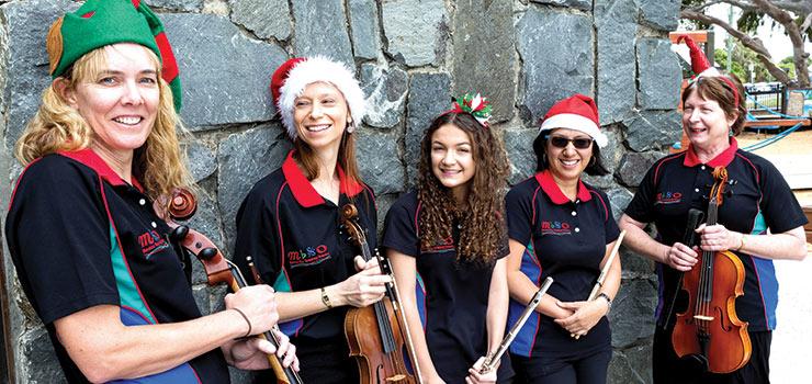 MORETON BAY SYMPHONY ORCHESTRA  Christmas Concert