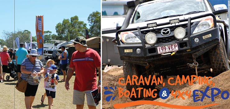 Moreton Bay Caravan, Camping, Boating & 4X4 Expo