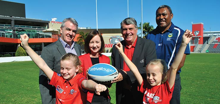 Rugby League Commonwealth Championship coming to Redcliffe