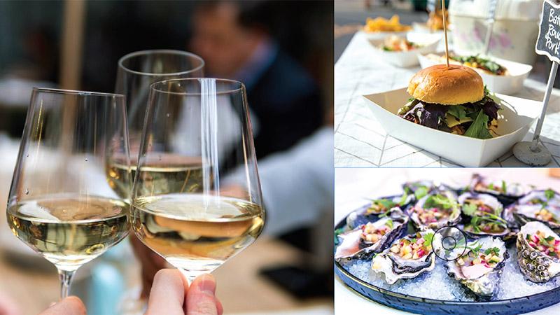 NEW -  Food & Wine Festival