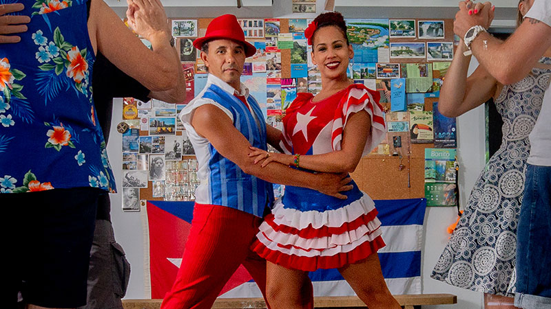 Dance Your Way Through Life CUBAN STYLE