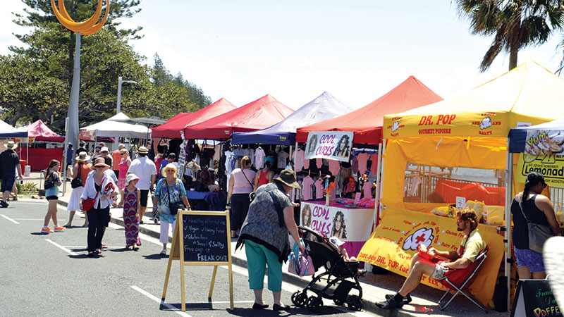 Redcliffe Jetty Markets Punch Above Their Weight