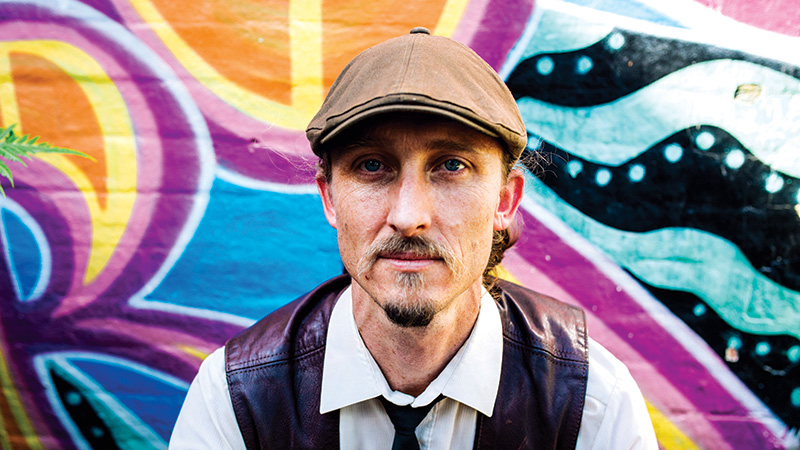 FUNK, FOLK, BLUES AND REDCLIFFE ROOTS: DILLON CARLSSON