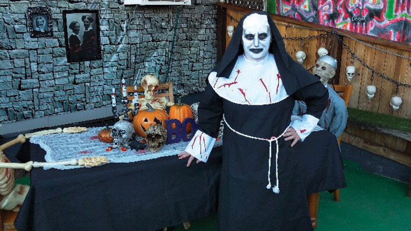 Carnevil Comes to Redcliffe