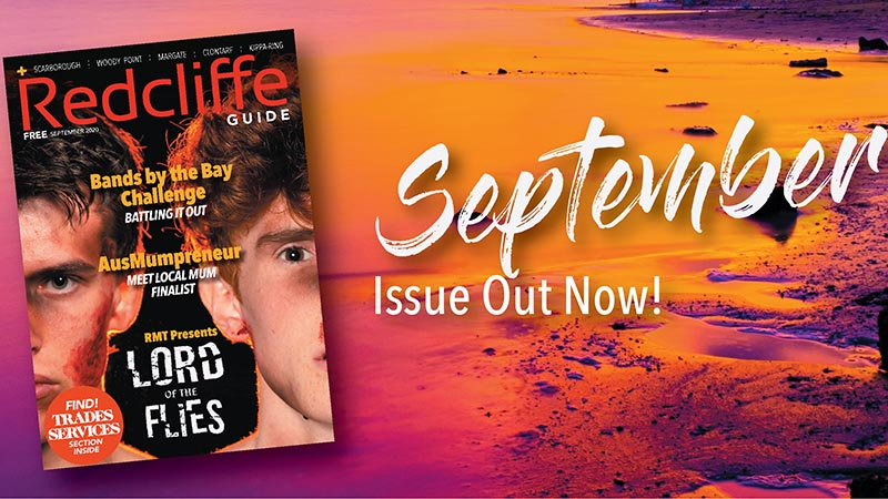 Redcliffe Guide September Issue Out Now!!
