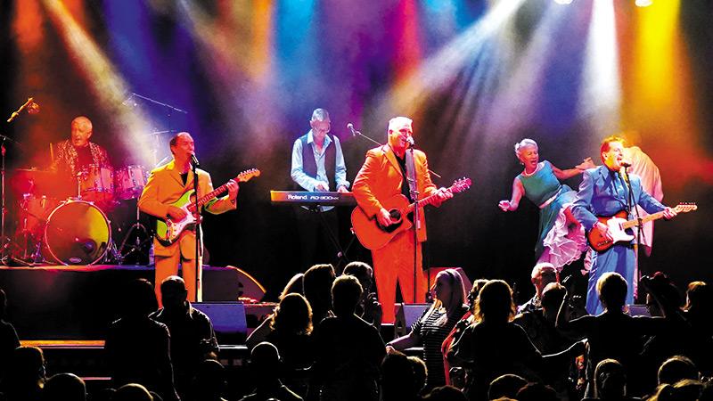 Concert Celebrates Best Of Boomer Generation