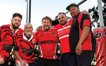FOUR NATIONS VETERANS  RUGBY FESTIVAL