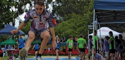 Pentathlon For Little Athletes