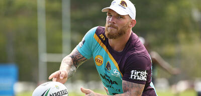 Broncos Take On The Premiers At Dolphins