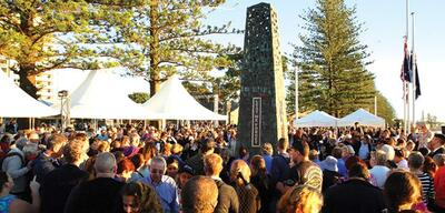 Anzac Day: Redcliffe In Remembrance