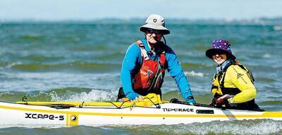 New Skills With Kayak Club