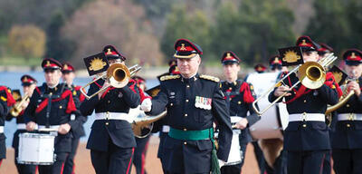 Sounds From The Military, Australian Army Band