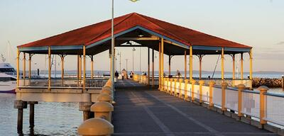 Upgrade To Begin On Redcliffe Jetty Pontoons
