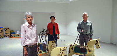New Space Shows Off  Redcliffe's Rich History