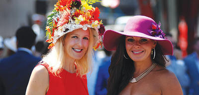 And They Are Off - Melbourne Cup Events