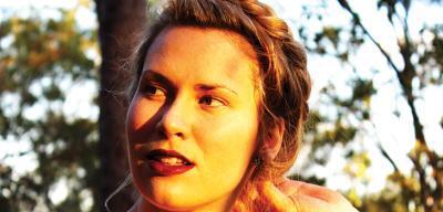 Folk Blues Artist Hailey Calvert Captivates Kitefest