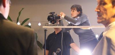 Film Crew Draws Out Local Talents