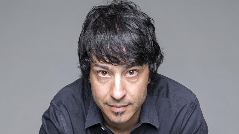 Redcliffe, It's Time to Talk with Arj Barker