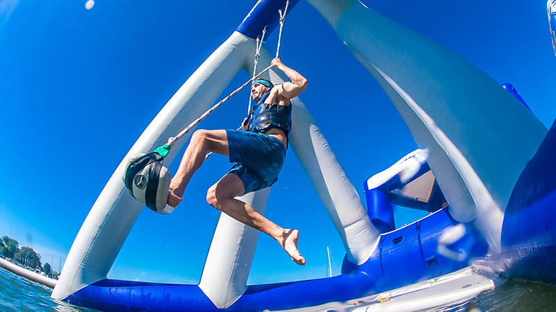 Aqua Splash Opens In Redcliffe