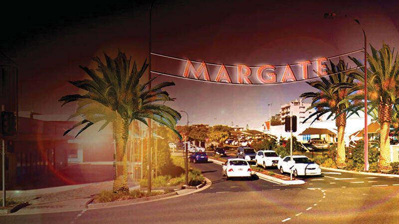 MARGATE Makeover ON THE CARDS