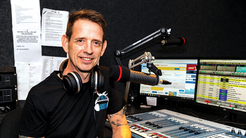 Chopper Dave Soars to New Heights on Local Radio