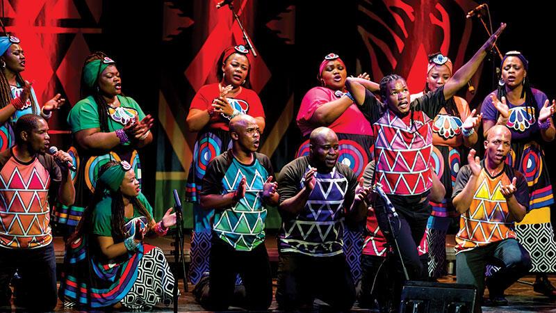 Experience  Award-Winning African Gospel Choir Music
