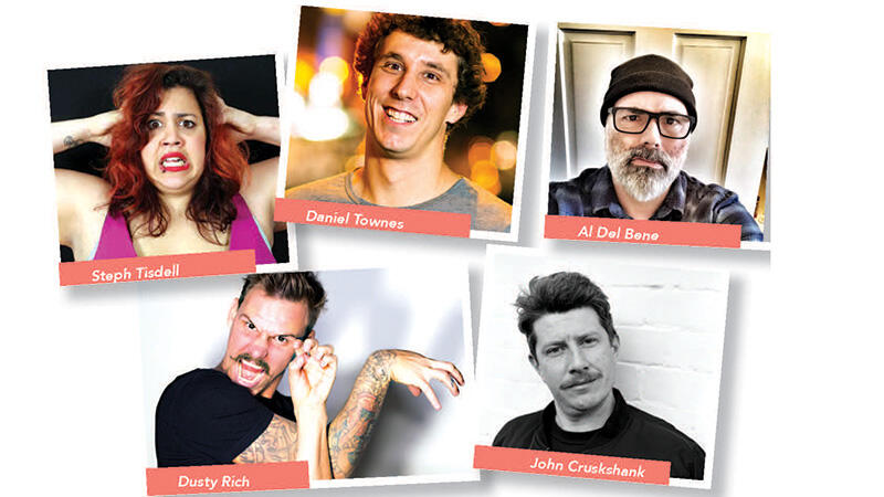 Belly Laughs Galore  at Sydney Comedy Festival Showcase