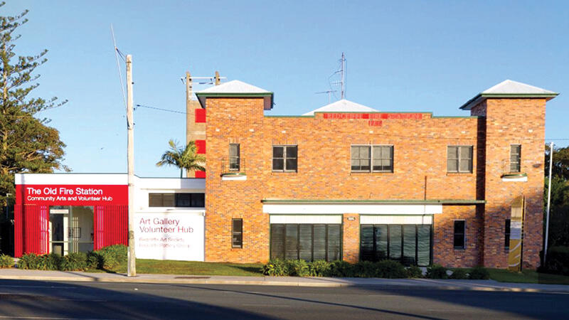 REDCLIFFE ART SOCIETY  IS EMERGING FROM ISOLATION