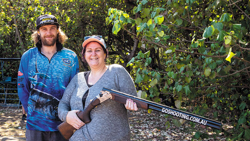 Anyone Can Be The Big Shot at 'Have A Go' Clay Shooting