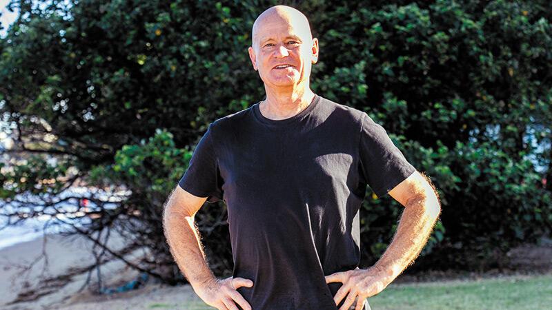 Former Jet-Setter Still Calls Redcliffe Home