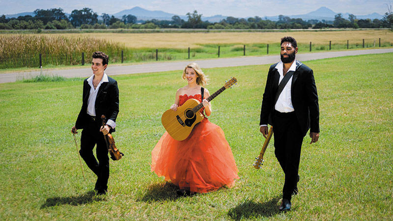 Opera Celebrates With A Country Twist