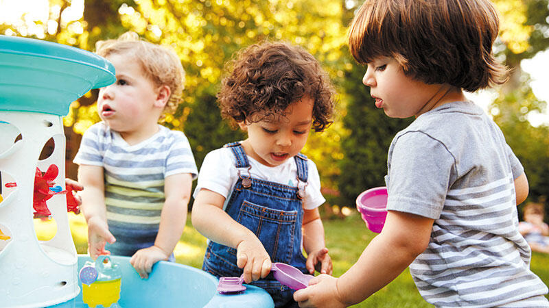 Connecting Culture And Community At Playgroups