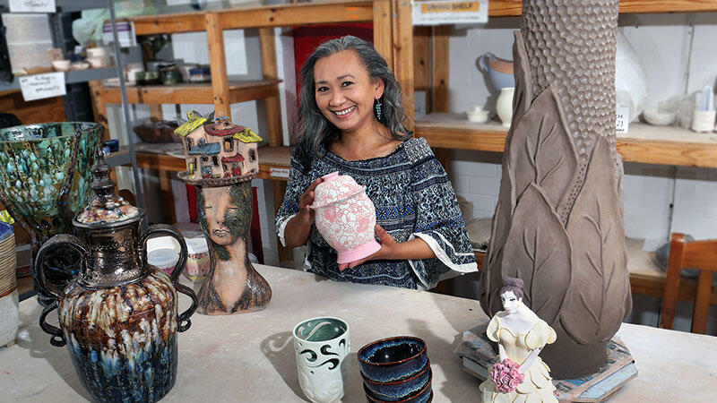 Pottery Exhibit Shaping Up to Be Best Yet