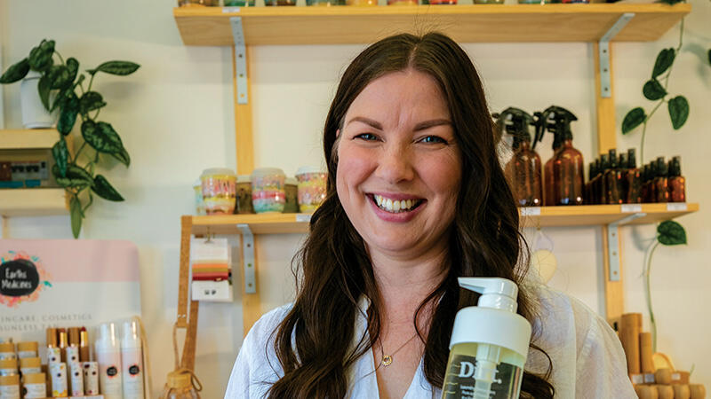 Keep Eco Store Fills Community's Cup
