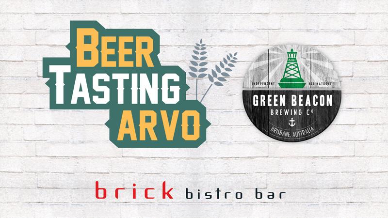 Beer Tasting Arvo