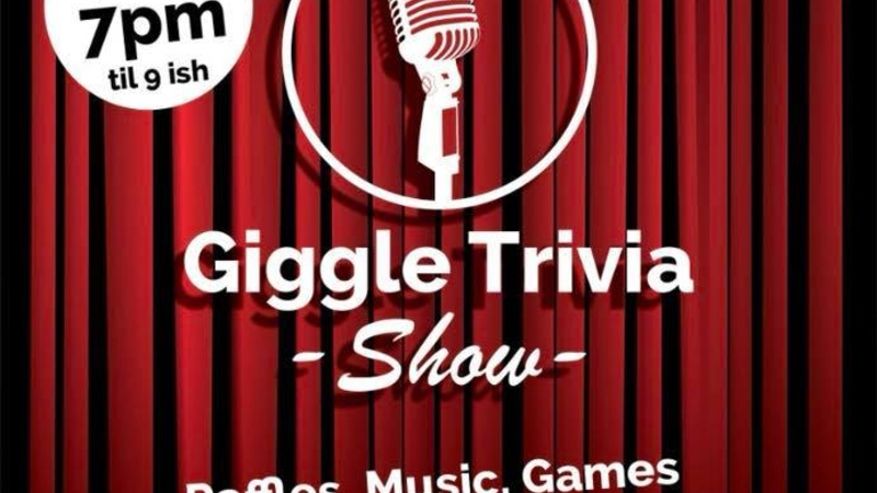 The GIGGLE TRIVIA Comedy Show