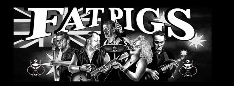 Fat Pigs Rock the BBBC