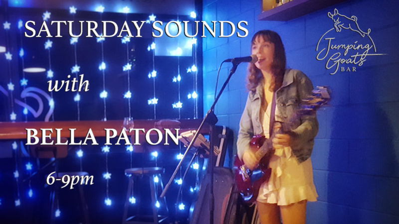Saturday Sounds with Bella Paton