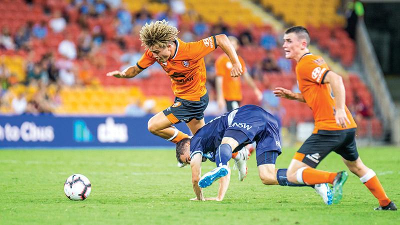Hyundai A-League Roar into Town