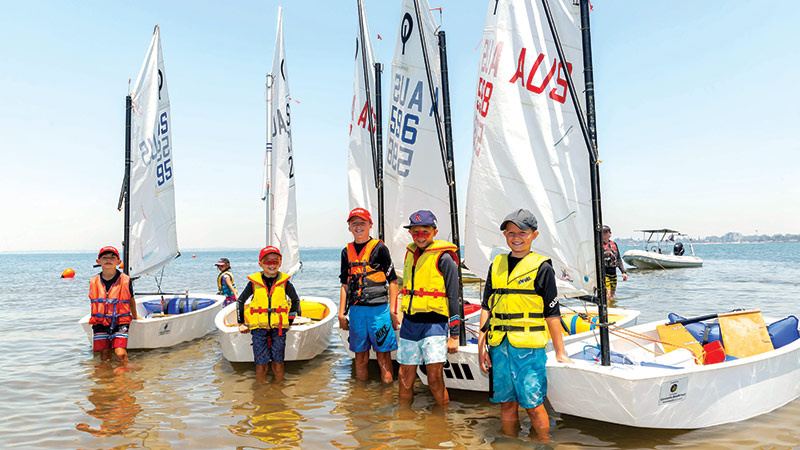 QLD State Optimist Championships