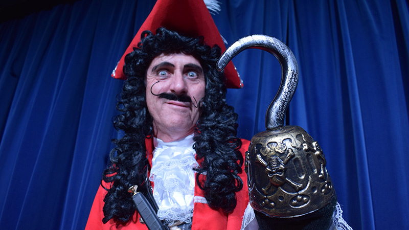Captain Hook's Revenge