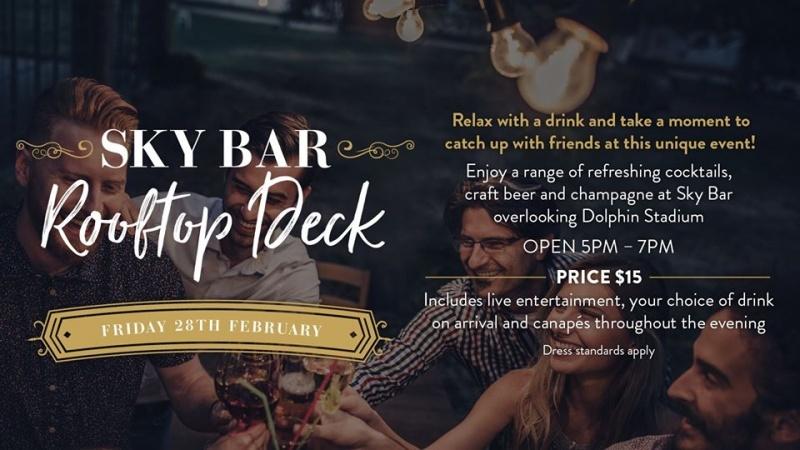 Sky Bar End of Summer Celebration