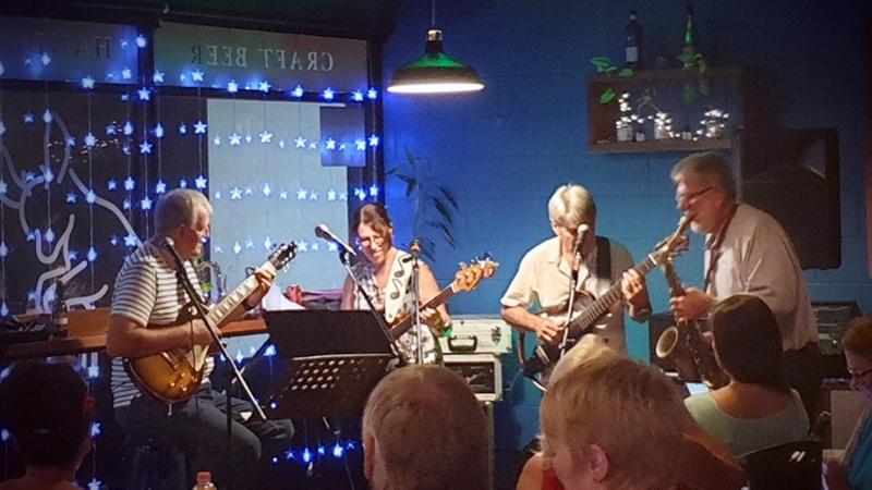 Musicians Jam