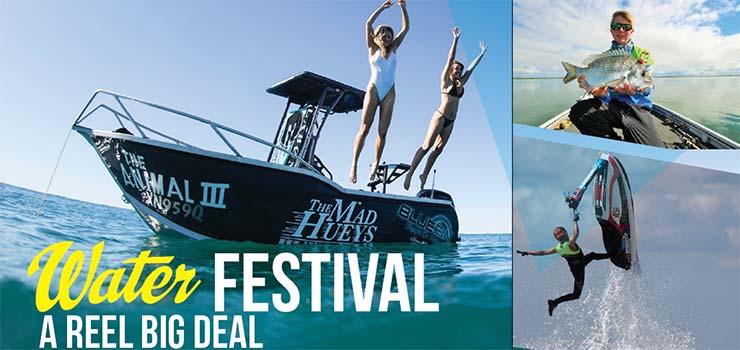 Water Festival A Reel Big Deal