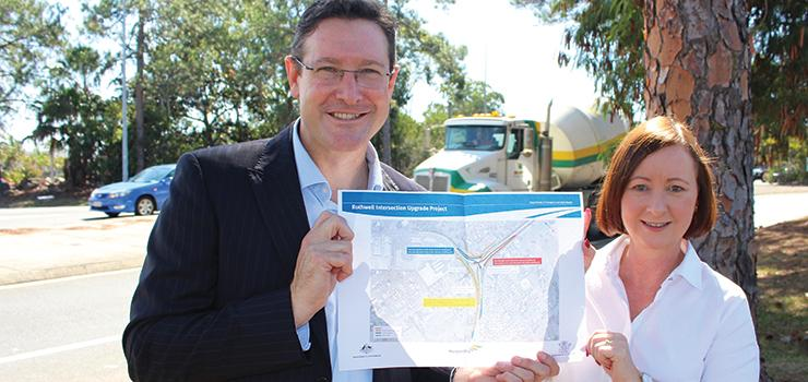 Rothwell Intersection Upgrade