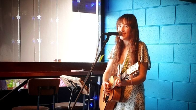 Live Music - Bella Paton