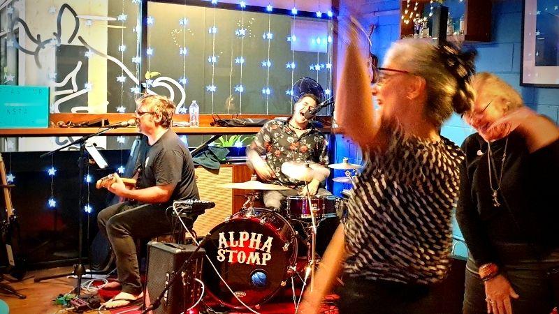 Live Music - AlphaStomp