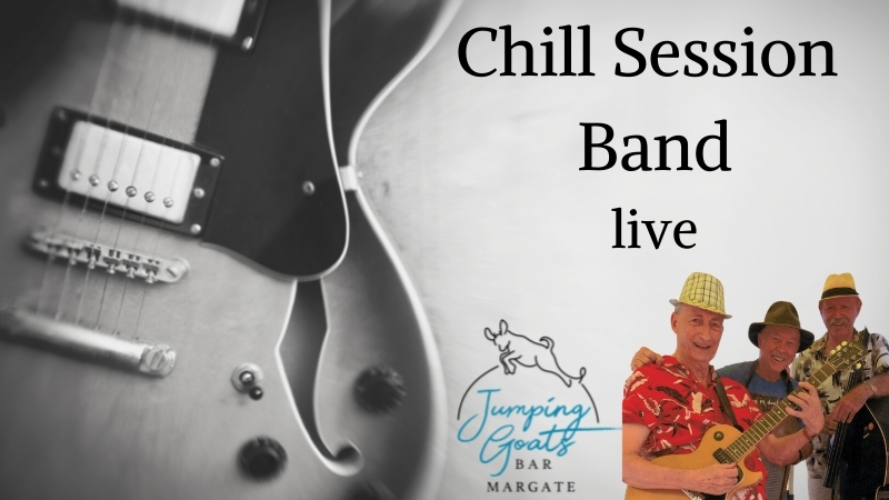 Live Music -The Chill Session Band