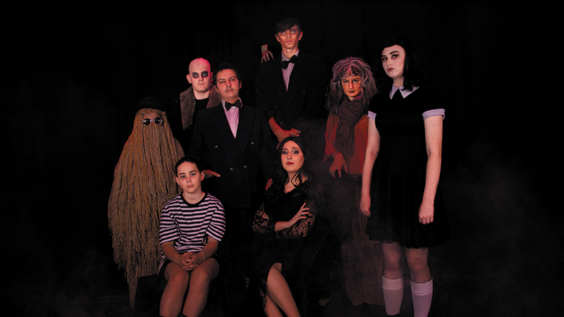 The Addams Family YOUNG @ Part
