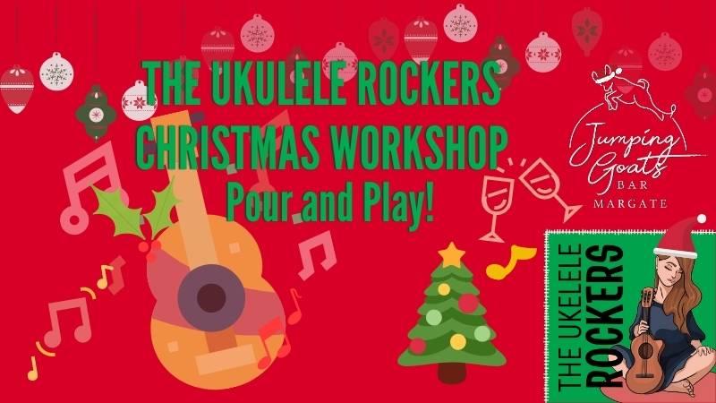Pour & Play Ukulele Workshop